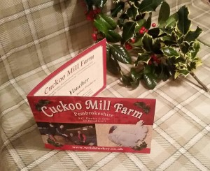 Cuckoo Mill Voucher - for any occasion!