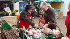Spring Farmers' Markets - come join us at our next one!