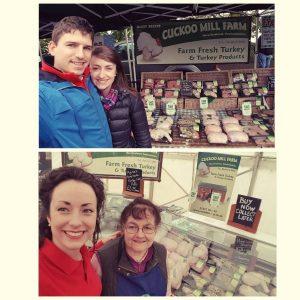 Emily & Carwyn @ Mumbles,  Beth & Mama @ Newcastle Emlyn