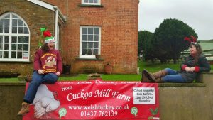Join the Davies family on 22nd, 23rd & 24th December. We look forward to seeing you then!